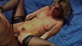 threesome sex retro - Blond