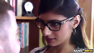 BANGBROS - Mia Khalifa is Take and Sexier Than Ever! Check It Out!